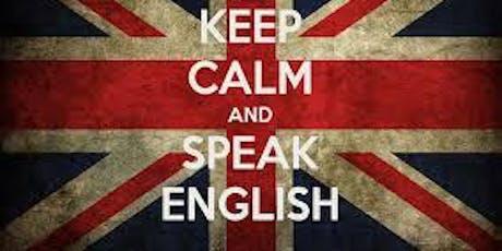 Club de Conversacion en Ingles entradas