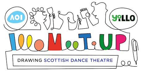 Yo Illo London Meet up: Life Drawing in Motion a The Scottish Dance Theatre tickets