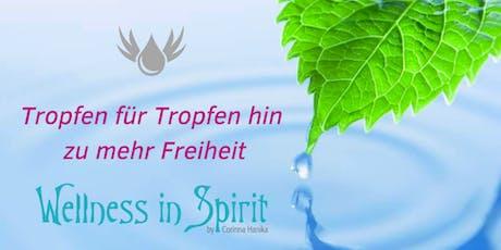 Raindrop Training in Thüringen - Wellness für Körper und Geist Tickets