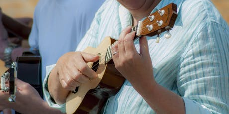 Fingerpicking For Ukulele - 6 session course tickets
