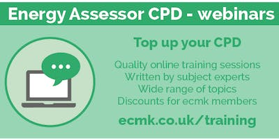 Secondary Heating - CPD Webinar