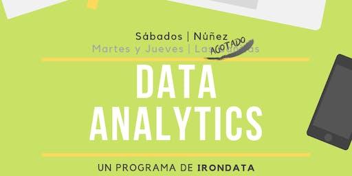 Data Analytics Blend