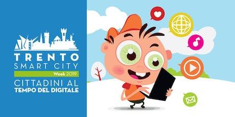 Scopri l'informatica creativa! - 21 settembre @ Smart City Week (TN) tickets