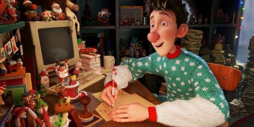 Film Screening: Arthur Christmas (PG)