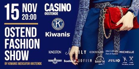 Ostend Fashion Show tickets