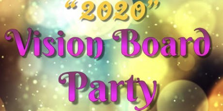 The Ultimate Vision Board Party tickets