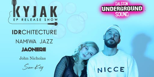 KYJAK - Underground Sound Presents