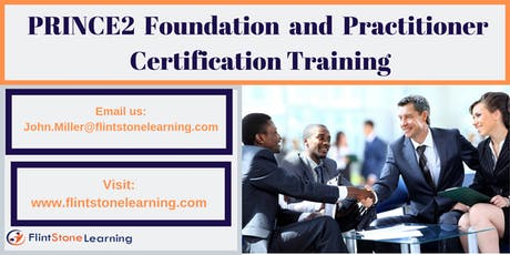 PRINCE2® Foundation and Practitioner Certification in Birmingham, England tickets