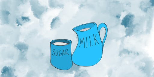 Make a Milk and Sugar Set