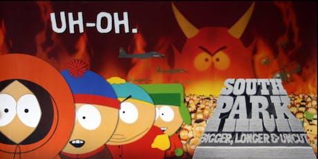 South Park- Bigger, Longer, Uncut (+ Pizzaboyz!) tickets