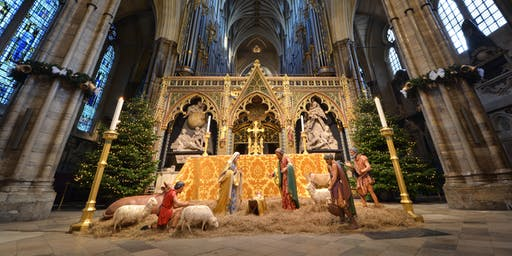 Christmas Midnight Mass 2019 at Westminster Abbey