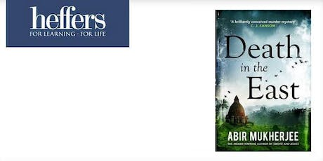 Death in the East - An Evening with Abir Mukherjee tickets