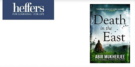 'Death in the East' - An evening with Abir Mukherjee tickets