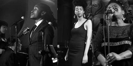 Record Release Party: JC Hopkins Biggish Band + Joy Hanson, Vanisha Gould, Shawn Whitehorn & Nico Sarbanes