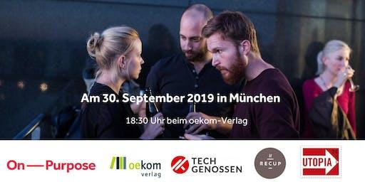 Purpose Night München - Dein Weg zu einer Karriere mit (mehr) Sinn!