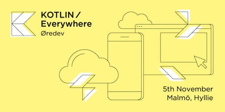 Kotlin/Everywhere Øredev tickets