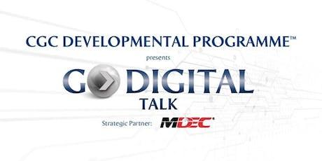 Go Digital Talk Workshop @ Johor Bahru tickets