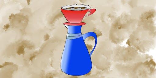 Make a Pour-over Coffee Set