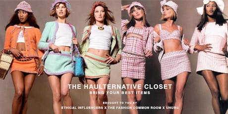 The Haulternative Closet tickets