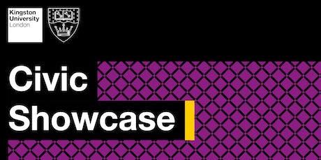Kingston University Civic Showcase 2019 tickets