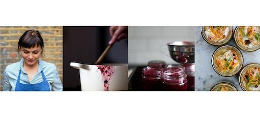 The Modern Preserver- Pickle, Ferment, Jam & Chutney with Kylee Newton