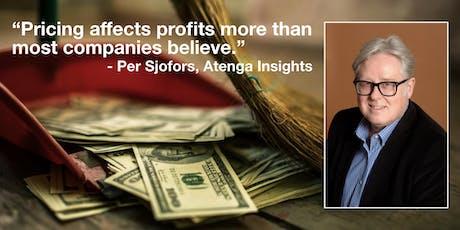 Webinar: Kundens betalningsvilja är nyckeln till snabbare försäljning och ökad vinst! biljetter