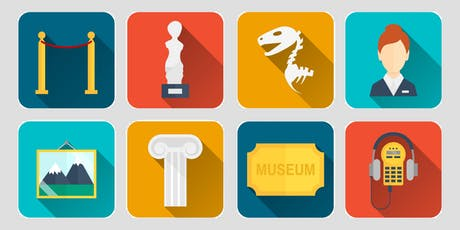 Taller Imagina tener tu propio museo.Un juego de gestión cultural -Adultos. entradas