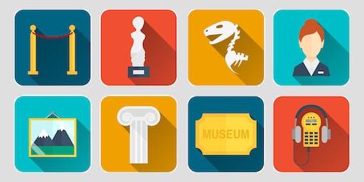 Taller Imagina tener tu propio museo.Un juego de gestión cultural -Adultos.