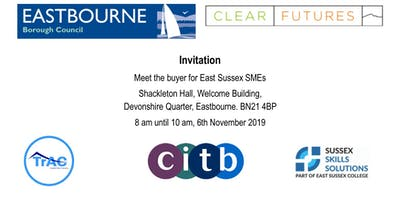 Meet the Buyer Event for East Sussex SMEs