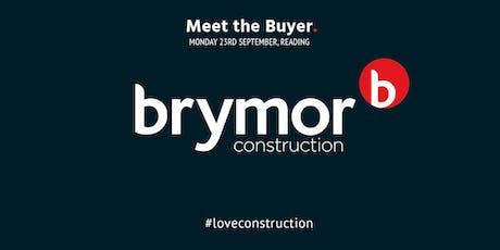 Meet The Buyer - Brymor Construction tickets