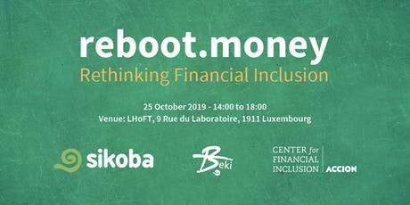 reboot.money Tickets