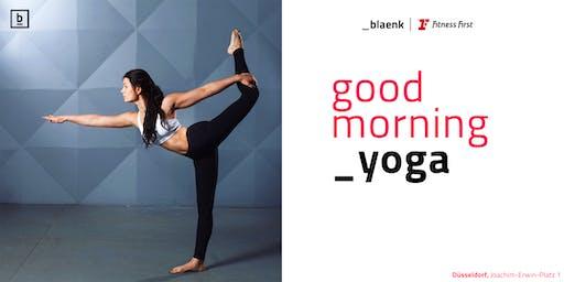 Good Morning Yoga - Free Session