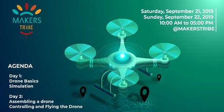 Drone Hack - Build and Fly Your First Drone tickets