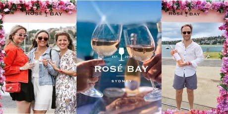 Rosé Bay - Wine and Food Festival, Rose Bay Sydney NSW tickets
