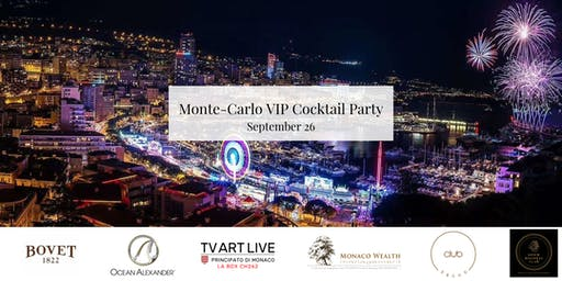 Monte-Carlo Yacht Show Cocktail Party