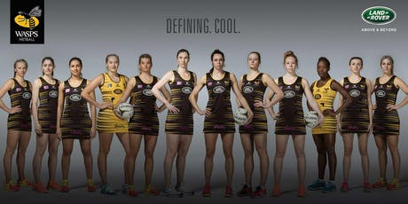 Wasps Netball Training Day tickets