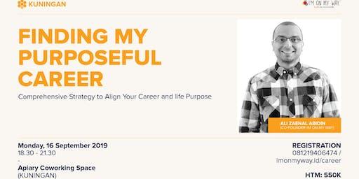 Finding My Purposeful Career