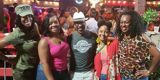 After Work First Fridays With DJ Andre Mack