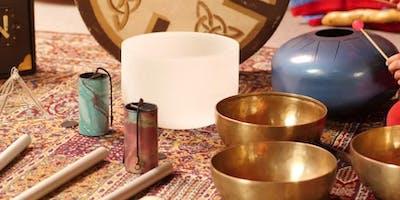 Deluxe Restorative Yoga & Sound Bath Workshop