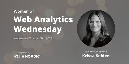 Web Analytics Wednesday - Copenhagen 2019 #2