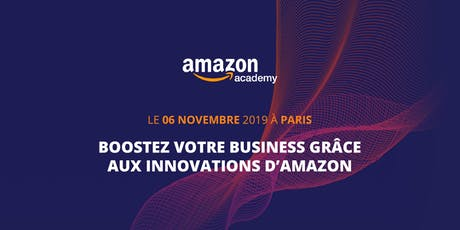 Amazon Academy 2019 billets