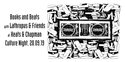 Books and Beats with Lathropus and Friends