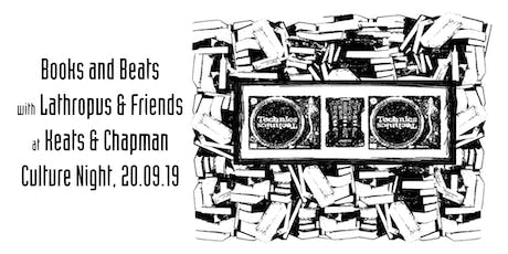 Books and Beats with Lathropus and Friends tickets