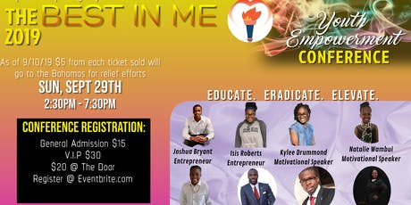 The Best in Me Youth Empowerment Conference tickets