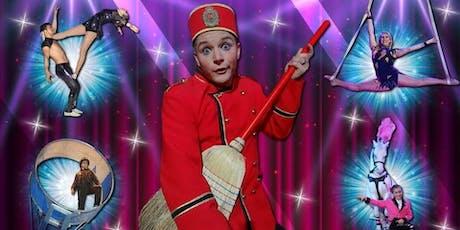 Circus Gerbola in Newbridge 2019 tickets