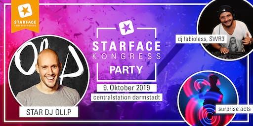 STARFACE Kongress Party 2019