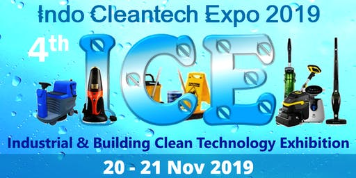 Indonesia Clean technology Expo (ICE 2019)