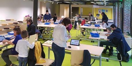 EuraTech'Kids - Atelier robotique avec les LEGO Wedo billets