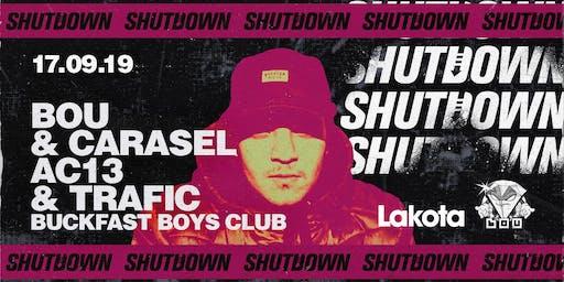 Shutdown: Bou & AC13