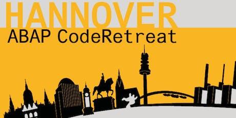 ABAP CodeRetreat tickets